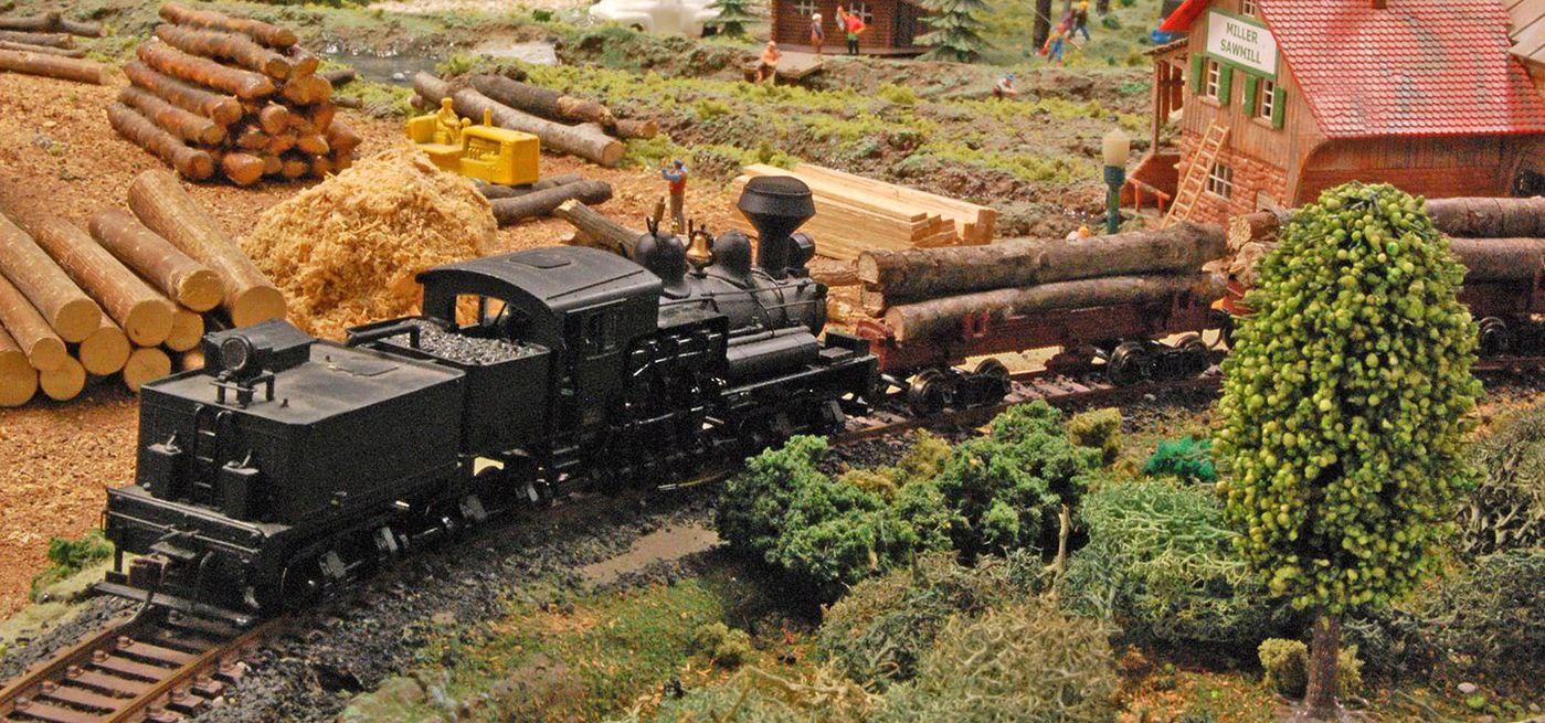 big springs ho model railroad